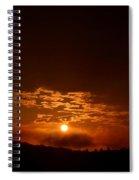 My Morning Manna Spiral Notebook