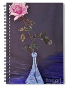 My Mothers Rose Spiral Notebook