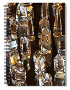 My Quartz Crystal Collection Spiral Notebook