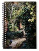 My Secret Garden Spiral Notebook