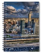 My Sim City Spiral Notebook