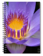 My Soul Dressed In Silence Spiral Notebook
