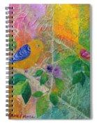 My Sunshine Spiral Notebook