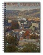 My Town Spiral Notebook