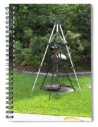 My Tripod Can Beat Up Your Tripod Spiral Notebook