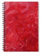 My Valentine Spiral Notebook