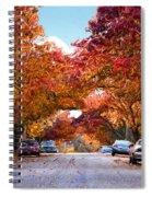 My Way Home.... Spiral Notebook