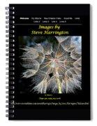My Website Spiral Notebook