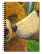 My What Big Eyes You Have Spiral Notebook