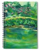 Mynelle Gardens Spiral Notebook