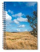 Mynydd Hiraethog Spiral Notebook