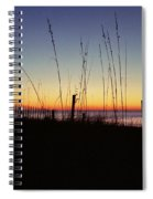 Myrtle Beach Sunrise Spiral Notebook
