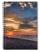 Myrtle Morning Spiral Notebook