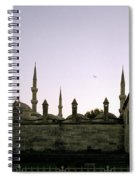 Mysterious Istanbul Spiral Notebook