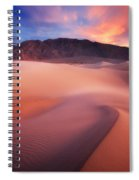 Mysterious Mesquite Spiral Notebook
