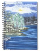 Mysterious  Trees Spiral Notebook