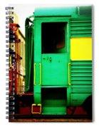 Mystery Ride Spiral Notebook