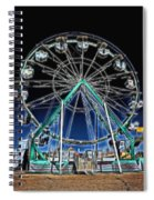 Mystery Wheel - 2 Spiral Notebook