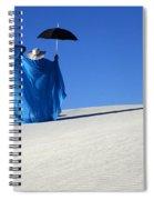 Mystic Blue 7 Spiral Notebook