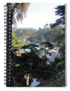 Mystic Bridge Spiral Notebook