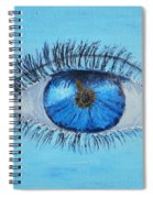 Mystic Eye Spiral Notebook