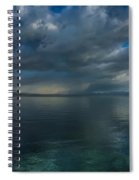 Mystic Lake Tahoe Spiral Notebook