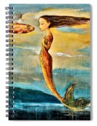 Mystic Mermaid IIi Spiral Notebook