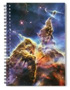 Mystic Mountain Spiral Notebook