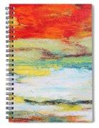 Mystic River-jp2476 Spiral Notebook