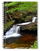 Mystical Magical Place Spiral Notebook