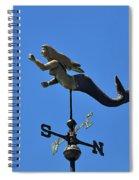 Mystical Mermaid Spiral Notebook
