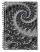Mythical Tail  Spiral Notebook