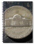 N 1943 A T Spiral Notebook