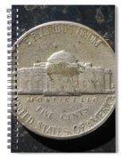 N 1957 A T Spiral Notebook