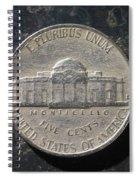 N 1959 A T Spiral Notebook