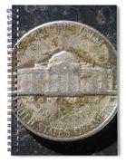 N 1963 A T Spiral Notebook