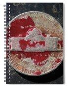 N 1964 A T Spiral Notebook
