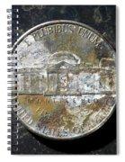 N 1999 B T Spiral Notebook