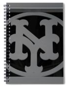 N Y Spiral Notebook