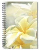Na Lei Pua Melia Aloha E Ko Lele Spiral Notebook