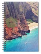 Na Pali Coast Spiral Notebook