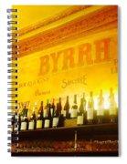 Nabir Al Bar Spiral Notebook