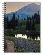 Naches Loop Meadows Spiral Notebook