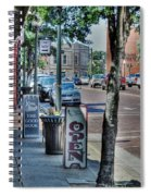Nacogdoches Spiral Notebook