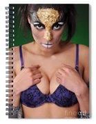Nadia7 Spiral Notebook