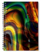 Naked Breeze Spiral Notebook