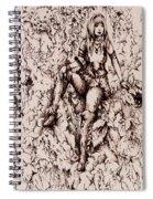 Nan Dungortheb Detail Spiral Notebook