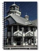 Nanaimo Bistro Spiral Notebook