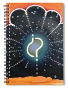 Nano Part  Of Supernatural Spiral Notebook