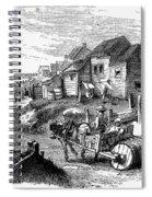 Nantucket, 19th Century Spiral Notebook